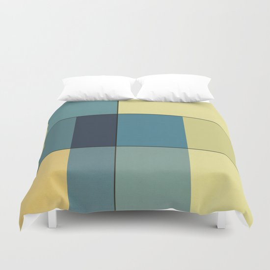 Abstract #36 Duvet Cover