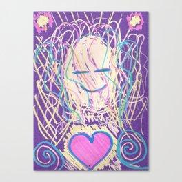 warm soul Canvas Print