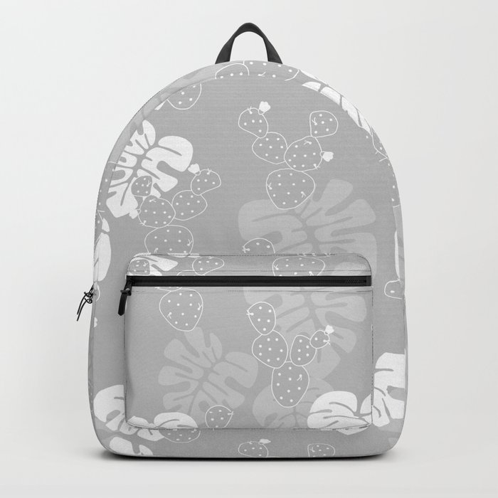 Tropical pattern 060 Backpack