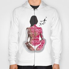 Love can damage your health Hoody