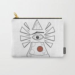 PizzaPizza Illuminati Carry-All Pouch