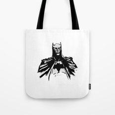 The Dark Bruce Tote Bag
