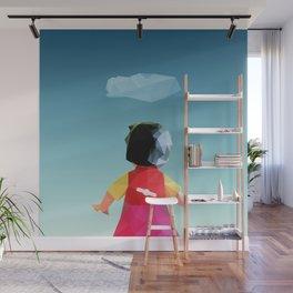 Heidi's dream Wall Mural