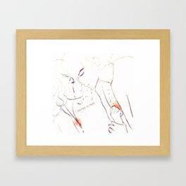 ilusm Framed Art Print