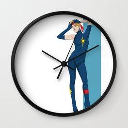 Dazzler (80s) Wall Clock