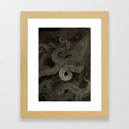 Cthulhu Framed Art Print
