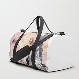 Watercolor Bird Painting Duffle Bag