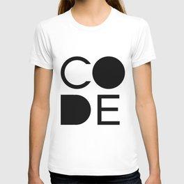 CODE T-shirt