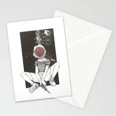 Kill Girl Stationery Cards