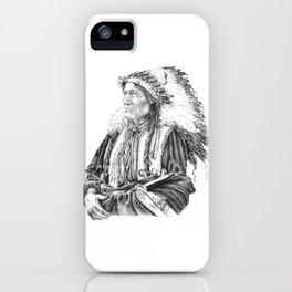 Native American iPhone Case