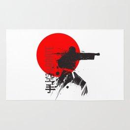 Karate Japan Rug