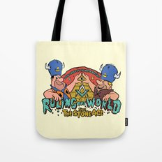 Flintstones Tote Bag