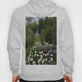 Country Daisy Hoody