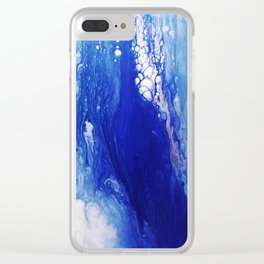 The Plunge Clear iPhone Case