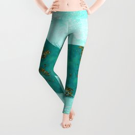 A Mermaid Tail I Leggings
