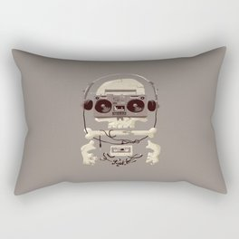 Doombox Rectangular Pillow