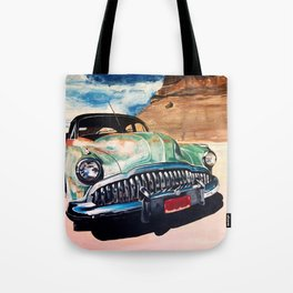 Beat up Holden Tote Bag