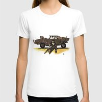 mad max T-shirts featuring MAD MAX by Gregory Casares