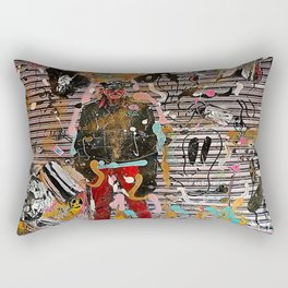 Still - Hanging Out In Coney Island Rectangular Pillow