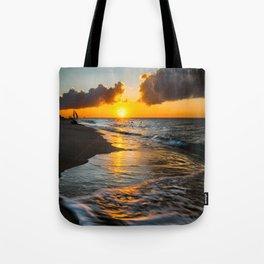 Boracay Sunset Tote Bag
