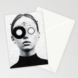 Contemporary past Stationery Cards