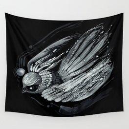 Flight in Midnight Wall Tapestry