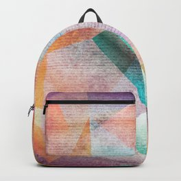 Abstract Surrealism Texture 20 Backpack