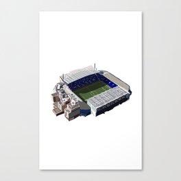 Stamford Bridge Stadium Canvas Print