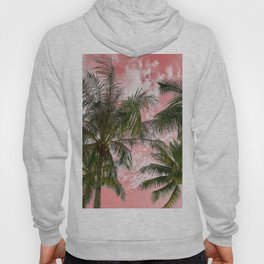 Pink paradise Hoody