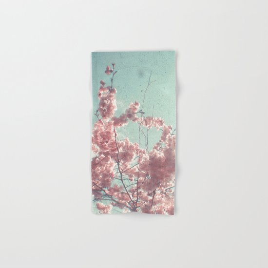 Candy Floss Hand & Bath Towel