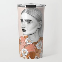 Falling For You Travel Mug