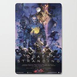 Death Stranding Cutting Board