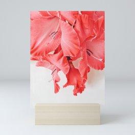 Coral Cascade Mini Art Print