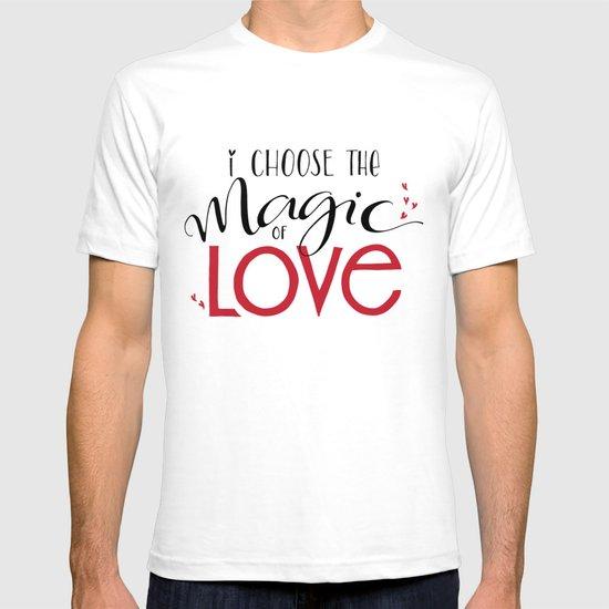 Magic of Love T-shirt