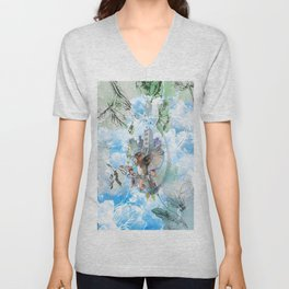 SOFT NATURE Unisex V-Neck