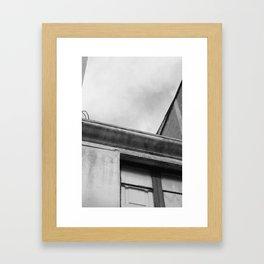 B&W II Framed Art Print
