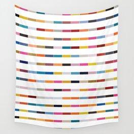 Dot // Dash // Dash // Dot Wall Tapestry