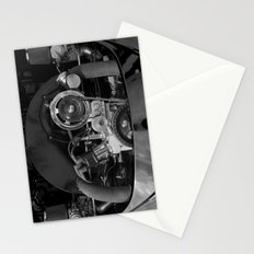 Volkswagen Beetle engine Stationery Cards