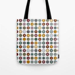 Circles Too Tote Bag