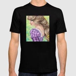 Rapunzel Portrait T-shirt