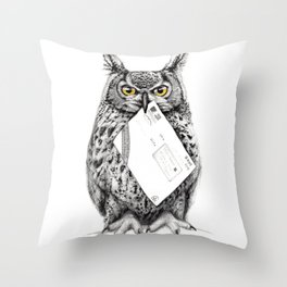 You have  a Letter g148 Throw Pillow