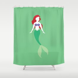 Ariel from The Little Mermaid Disney Princess Shower Curtain