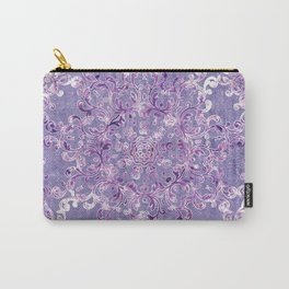 A Taste of Lilac Wine Carry-All Pouch