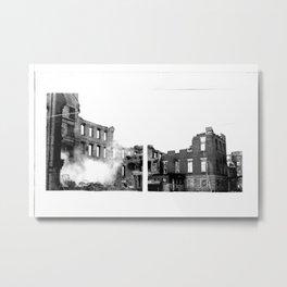 DUPLICITY / 04 Metal Print