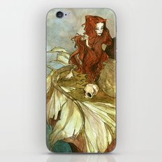 The Little Mermaid iPhone Skin