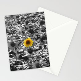 One is the Loneliest Number Stationery Cards