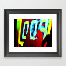 9 Seconds to Free Framed Art Print