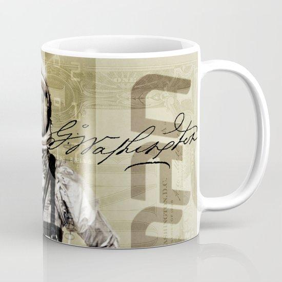 George Washington - Spaceman  Mug