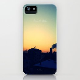Save the last wish for me iPhone Case