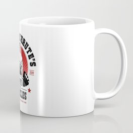 Schrute's Gym For Muscles Coffee Mug